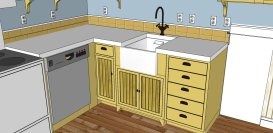 3d View Sink