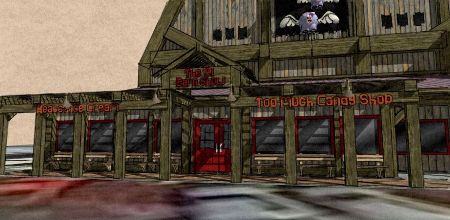 The Ol Barn_001